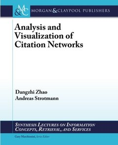 Analysis and Visualization of Citation Networks-cover