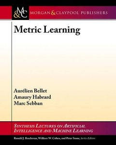 Metric Learning (Synthesis Lectures on Artificial Intelligence and Machine Learning)-cover