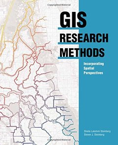 GIS Research Methods: Incorporating Spatial Perspectives-cover