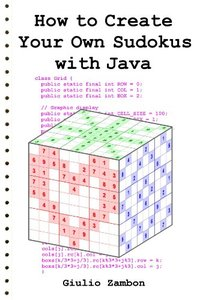 How To Create Your Own Sudokus With Java-cover