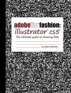adobe for fashion: illustrator CS5-cover