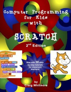 Computer Programming for Kids with Scratch-cover