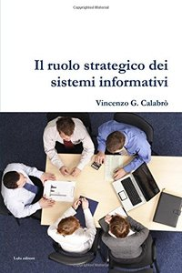 Il ruolo strategico dei sistemi informativi (Italian Edition)-cover