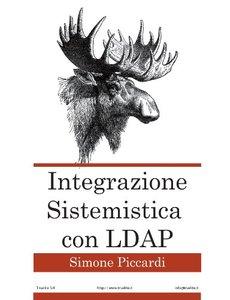 Integrazione Sistemistica Con Ldap (Italian Edition)-cover
