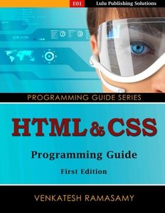 Html & Css Programming Guide-cover
