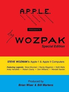 The WOZPAK Special Edition: Steve Wozniak's Apple-1 & Apple ][ Computers-cover