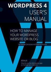 Wordpress 4 - User's manual-cover