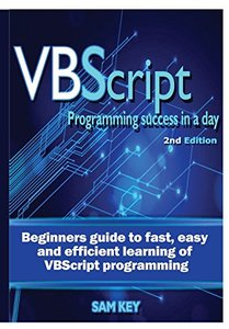 VBScript Programming Success In A Day-cover