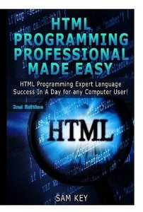 HTML Programming Professional Made Easy-cover