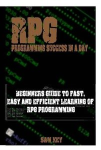 RPG Programming Success In A Day-cover