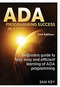 Ada Programming Success In A Day-cover