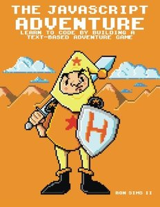 The Javascript Adventure-cover