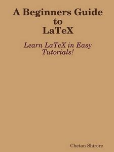 A Beginners Guide to Latex-cover