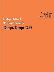 Cyber Attack Threat Trends: Duqu/Duqu 2.0-cover