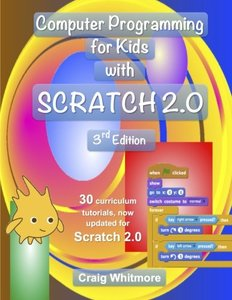 Computer Programming for Kids with Scratch 2.0-cover