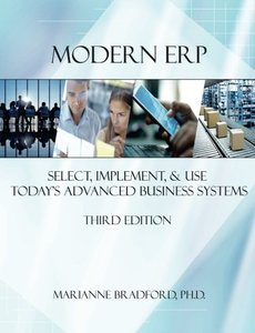 Modern ERP: Select, Implement, and Use Today's Advanced Business Systems-cover