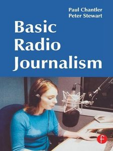 Basic Radio Journalism(hardcover)-cover
