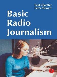 Basic Radio Journalism(hardcover)