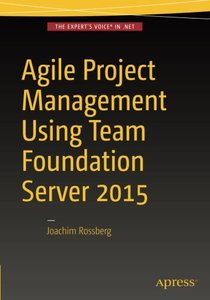 Agile Project Management using Team Foundation Server 2015-cover