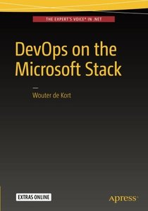 DevOps on the Microsoft Stack-cover
