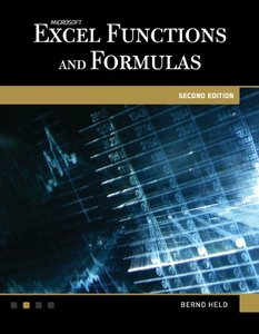 Microsoft Excel Functions and Formulas, Covers Excel 2010, 2nd Edition (Computer Science)-cover