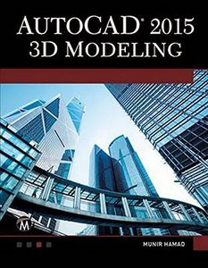 AutoCAD 2015 3D Modeling-cover