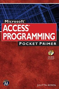 Microsoft Access Programming Pocket Primer-cover