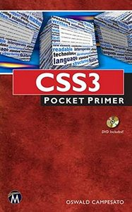 CSS3: Pocket Primer-cover
