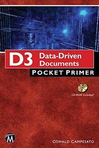 D3: Data Driven Documents (Pocket Primer)-cover