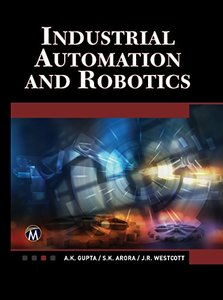 Industrial Automation and Robotics: An Introduction-cover