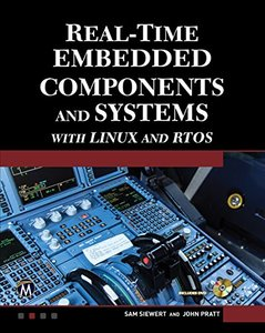 Real-Time Embedded Components and Systems with Linux and RTOS (Engineering)-cover