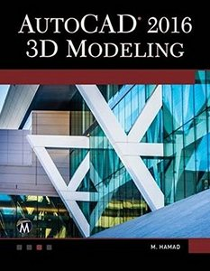 AutoCAD 2016: 3D Modeling-cover