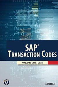 SAP Transaction Codes-cover