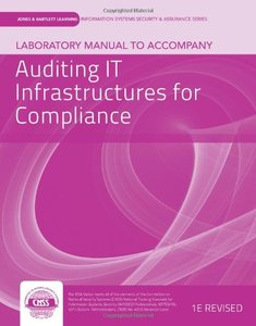 Laboratory Manual To Accompany Auditing IT Infrastructure For Compliance-cover