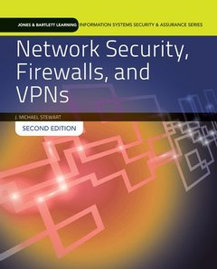 Network Security, Firewalls And Vpns (Jones & Bartlett Learning Information Systems Security & Ass)-cover
