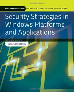 Security Strategies In Windows Platforms And Applications-cover