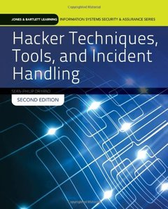 Hacker Techniques, Tools, And Incident Handling (Jones & Bartlett Learning Information Systems Security & Ass)-cover