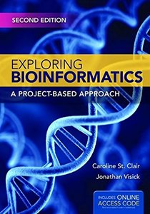 Exploring Bioinformatics: A Project-Based Approach-cover