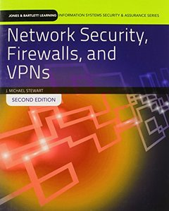 Network Security, Firewalls, and VPNs-cover