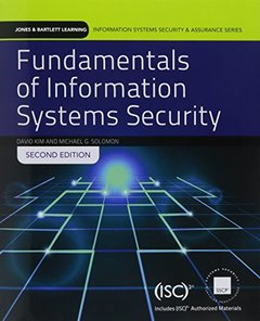 Fundamentals of Information Systems Security (Jones & Bartlett Information Systems Security & Assurance)-cover