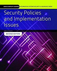 Security Policies And Implementation Issues (Jones & Bartlett Learning Information Systems Security & Assurance)-cover