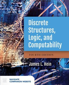 Discrete Structures, Logic, And Computability-cover