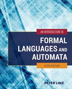 An Introduction to Formal Languages and Automata, 6/e (Hardcover)-cover