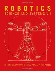 Robotics: Science and Systems VII (MIT Press)-cover