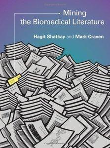 Mining the Biomedical Literature (Computational Molecular Biology)-cover