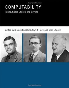 Computability: Turing, Gödel, Church, and Beyond-cover