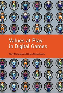 Values at Play in Digital Games-cover