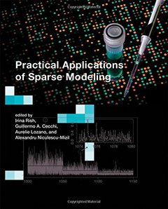 Practical Applications of Sparse Modeling (Neural Information Processing series)-cover