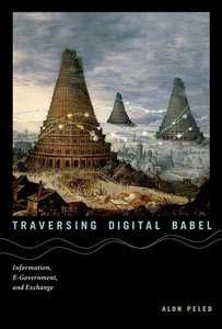 Traversing Digital Babel: Information, E-Government, and Exchange (Information Policy)-cover