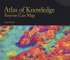 Atlas of Knowledge: Anyone Can Map (MIT Press)-cover